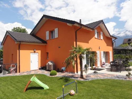 Portail immobilier suisse depuis 1999 des annonces en for Achat maison suisse romande